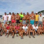 le groupe des participants au tournoi.